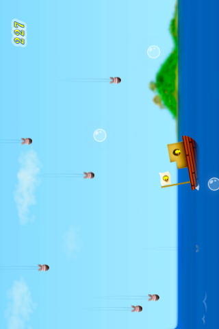 Screenshot Captain Duckie's Quack 'n Rescue