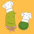 Cooking Fun For Kids: Healthy Playful Recipes, Food Games, and Videos for Families by Bean Sprouts