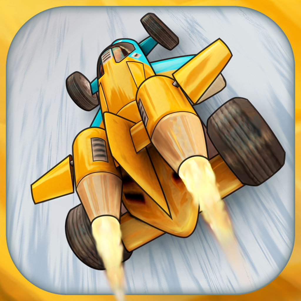 Jet Car Stunts 2 iOS