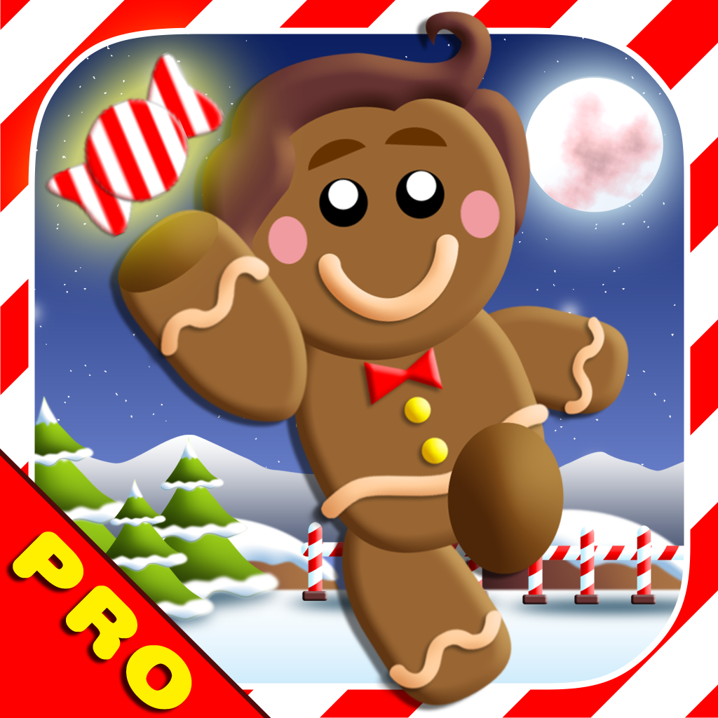 Gingerbread Man's Christmas Run PRO